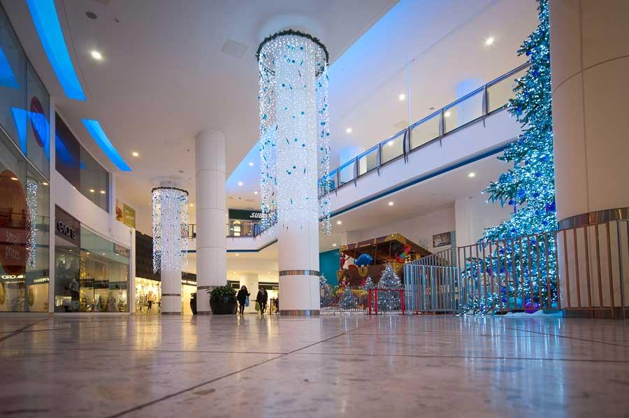 Shopping Centre Interior Decorations